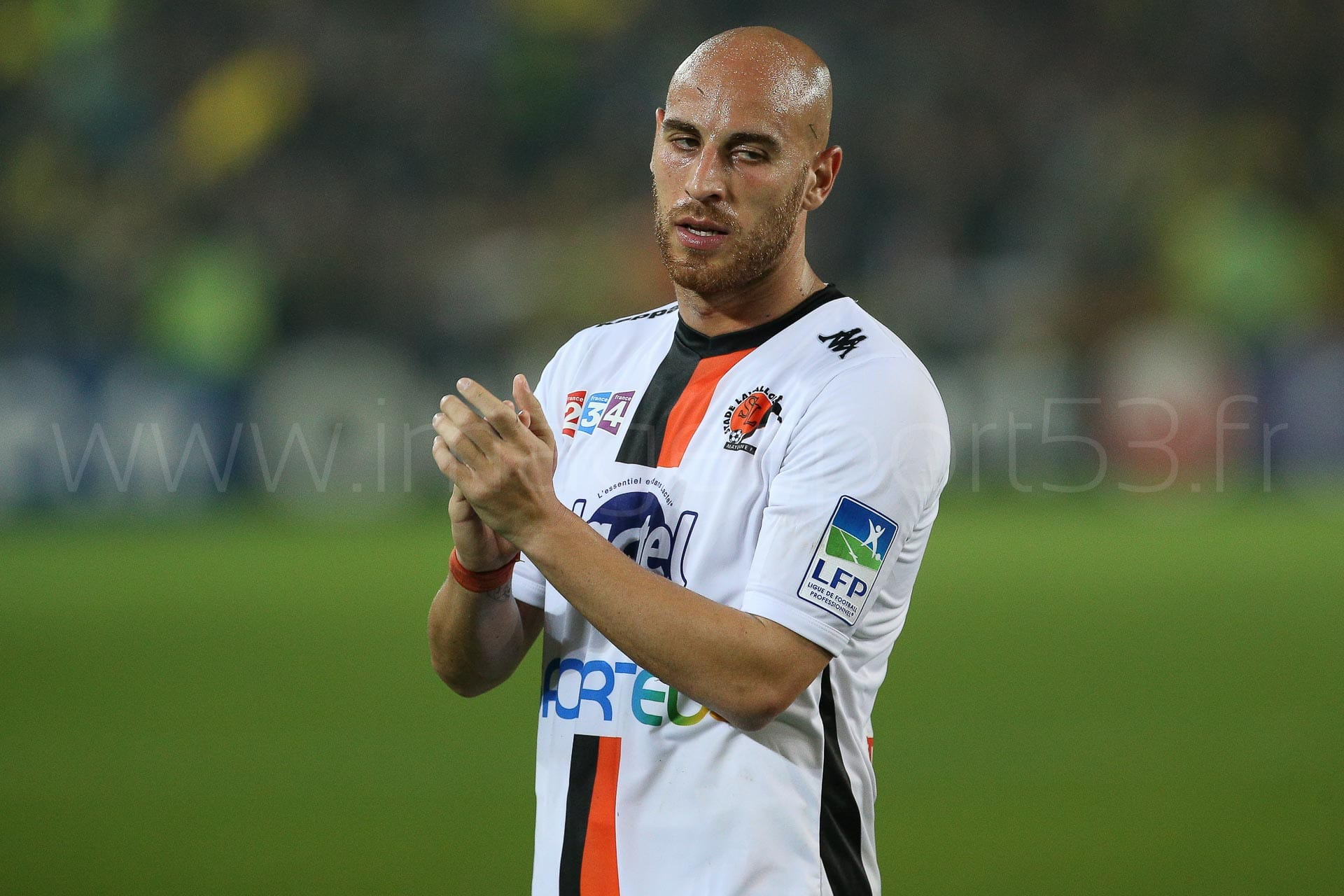 Ludovic GUERRIERO (Stade Lavallois)