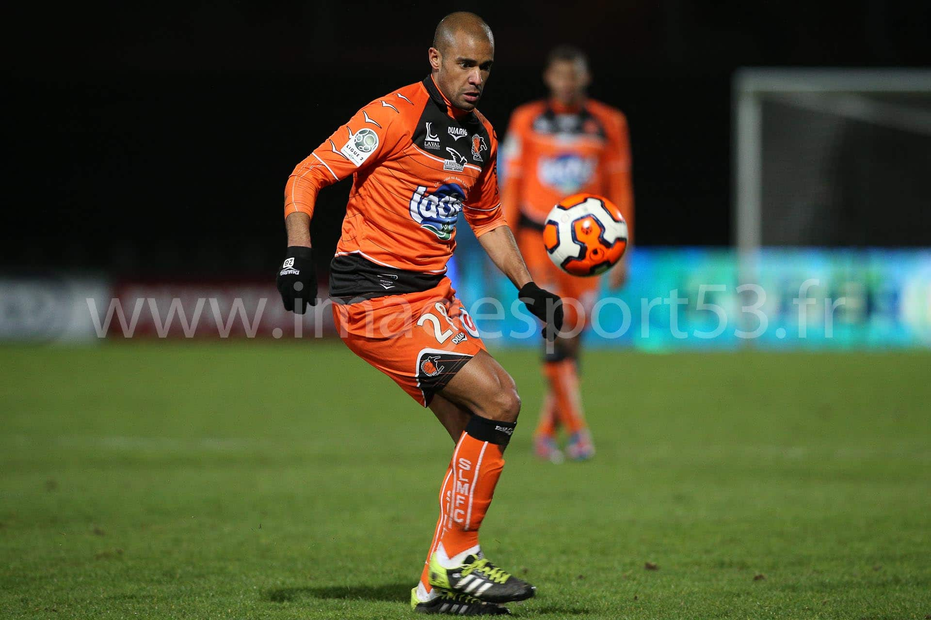 Gary COULIBALY (Stade Lavallois)