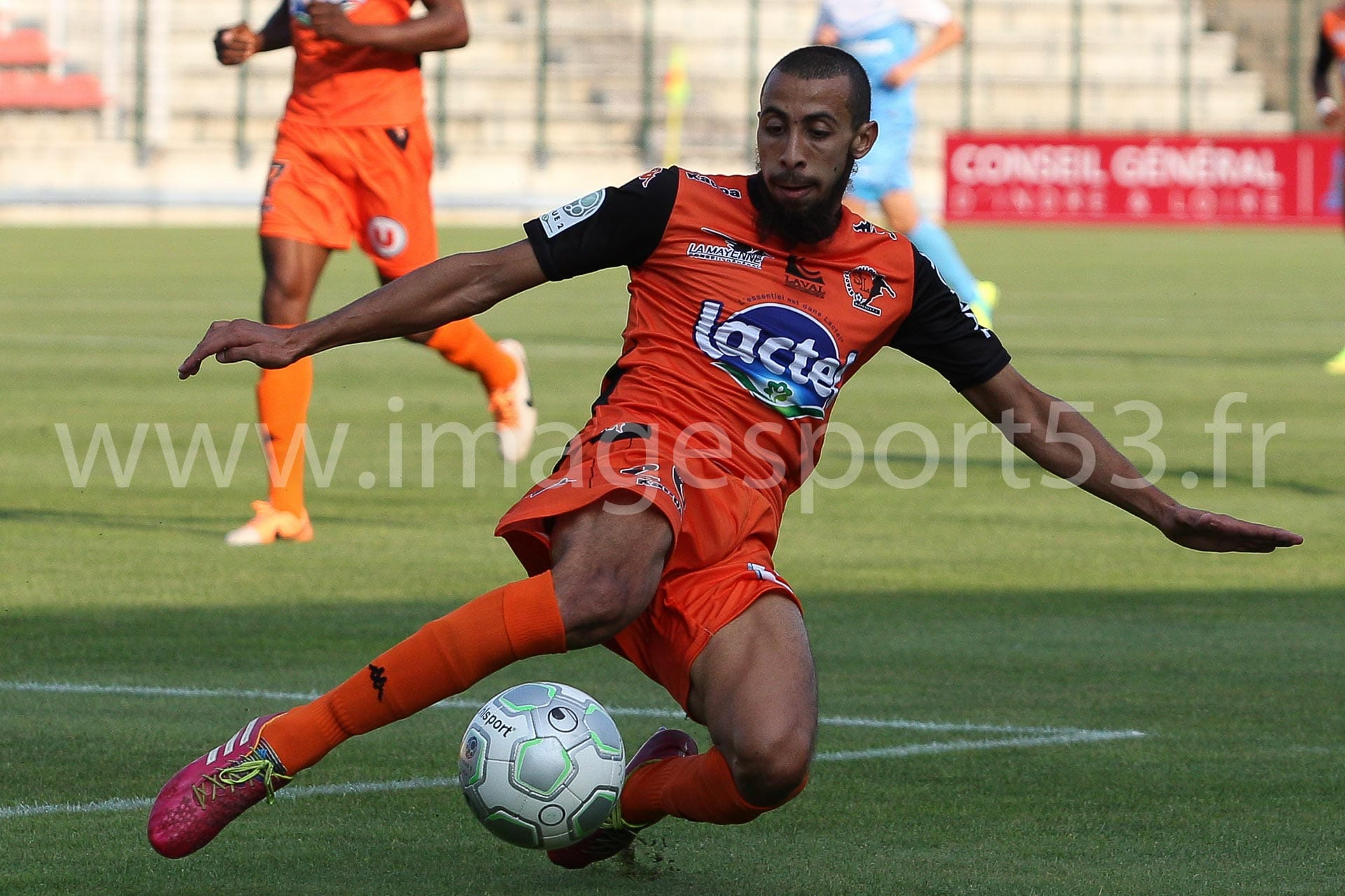 NG-Ligue2-1415-Amical6_Tours-Laval_1