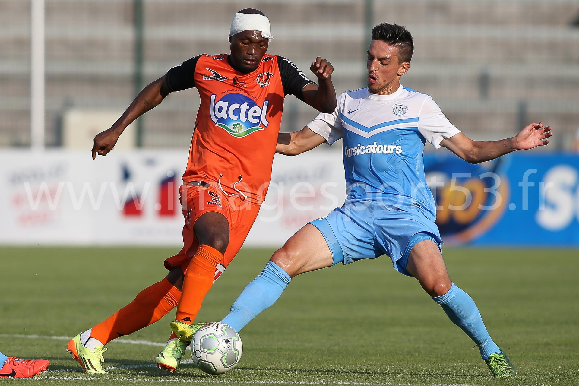 NG-Ligue2-1415-Amical6_Tours-Laval_10