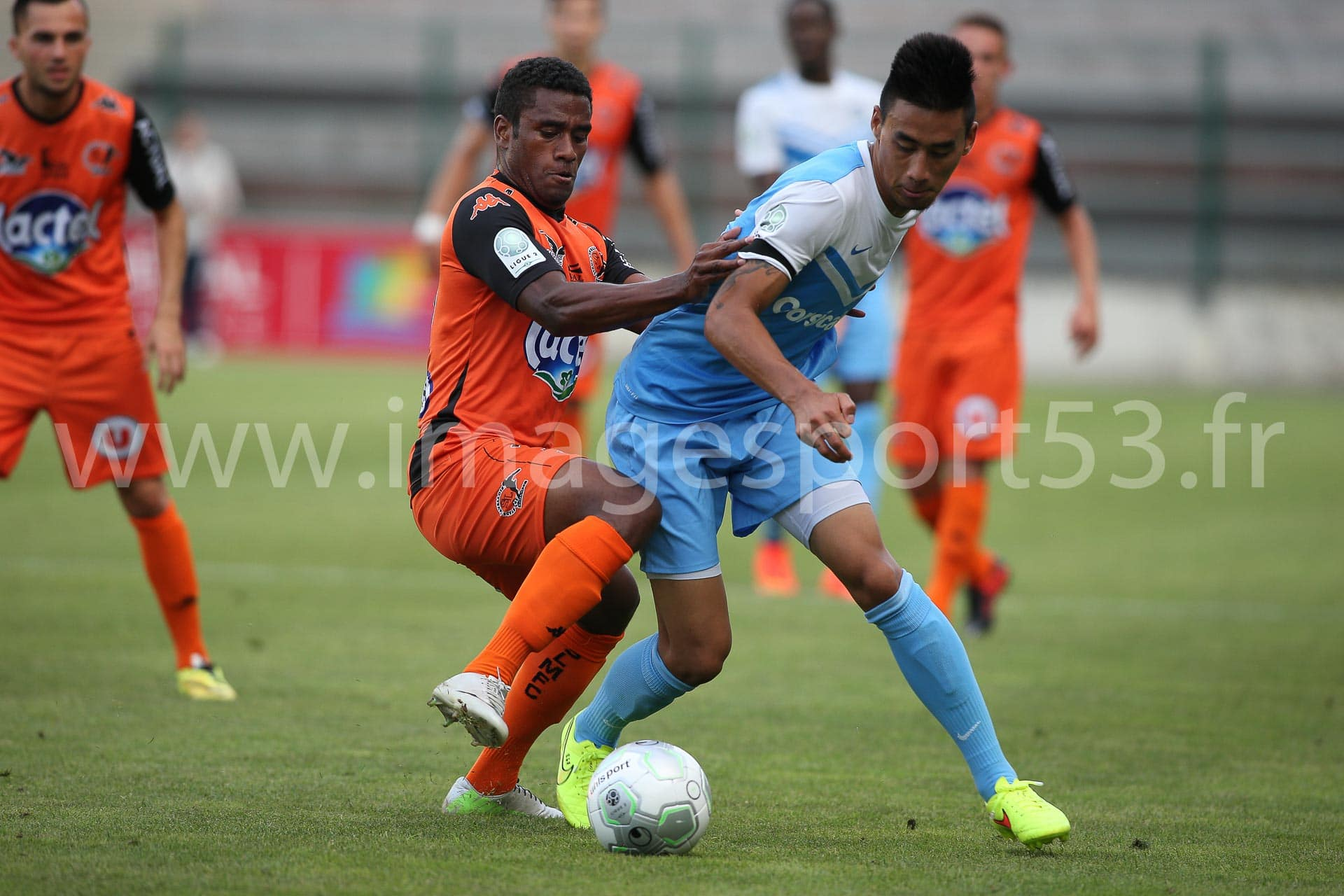 NG-Ligue2-1415-Amical6_Tours-Laval_19