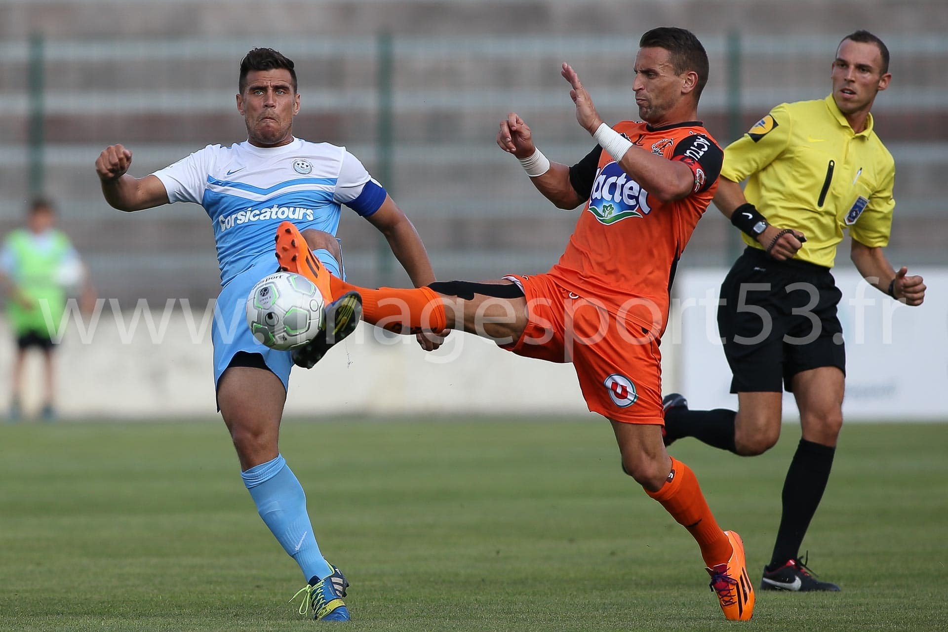 NG-Ligue2-1415-Amical6_Tours-Laval_6