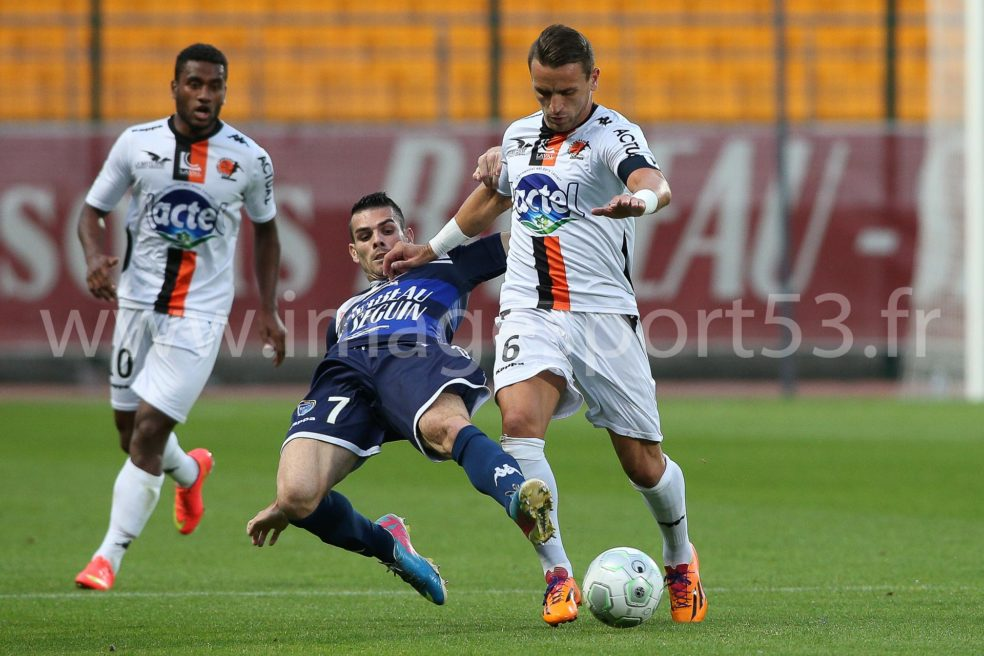ES Troyes AC-Stade Lavallois