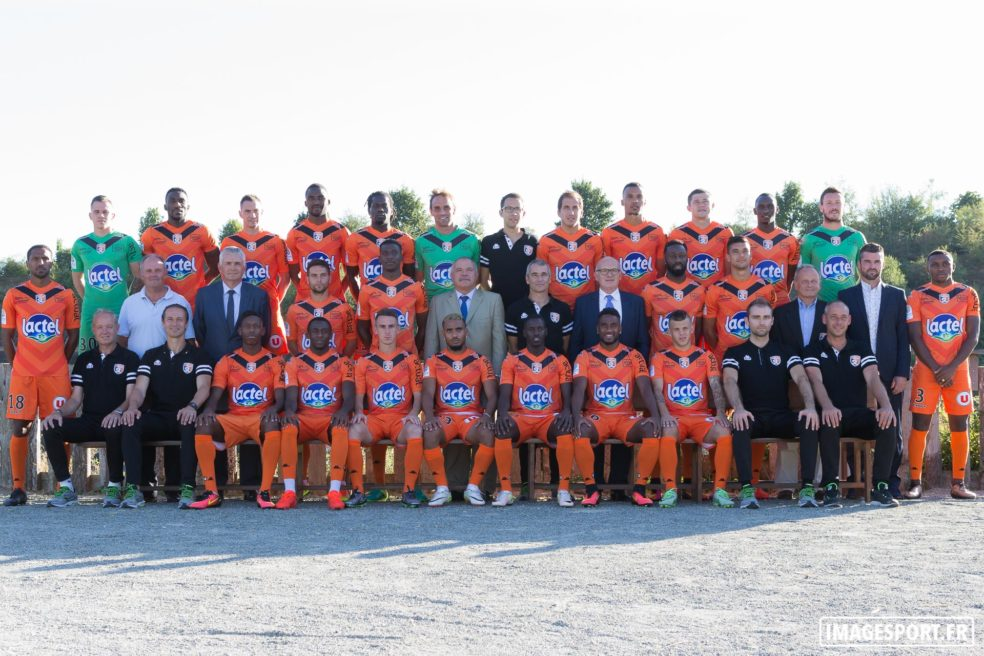 Photo officielle Saison 2016-2017