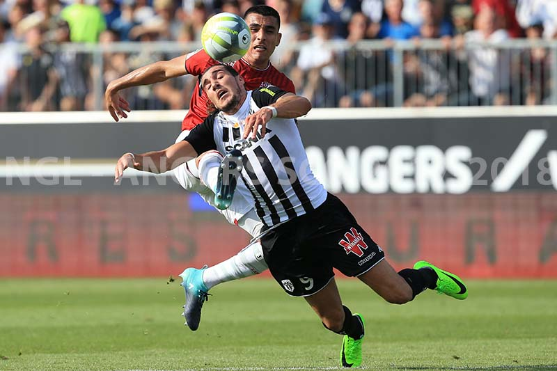 FOOTBALL - LIGUE 1 - ANGERS/LILLE - 27/08/2017