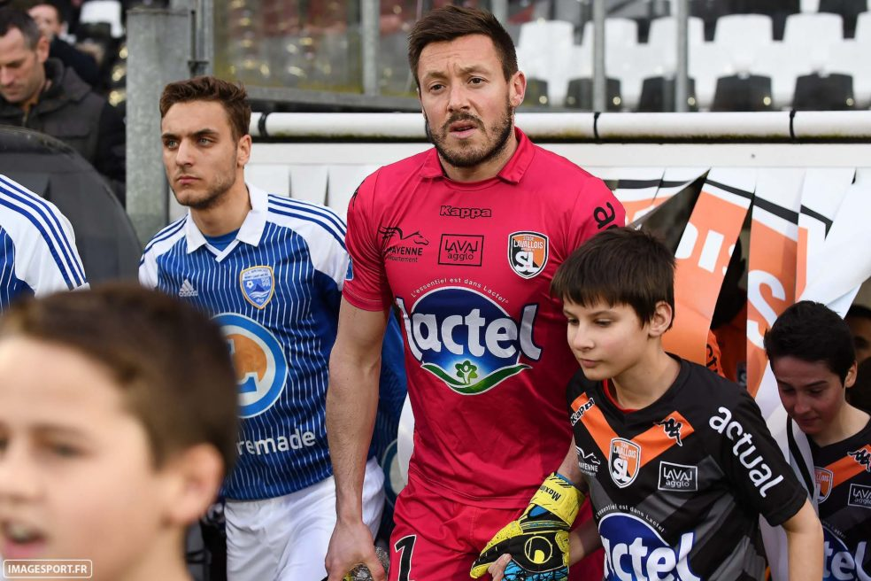 Stade Lavallois – US Avranches MSM