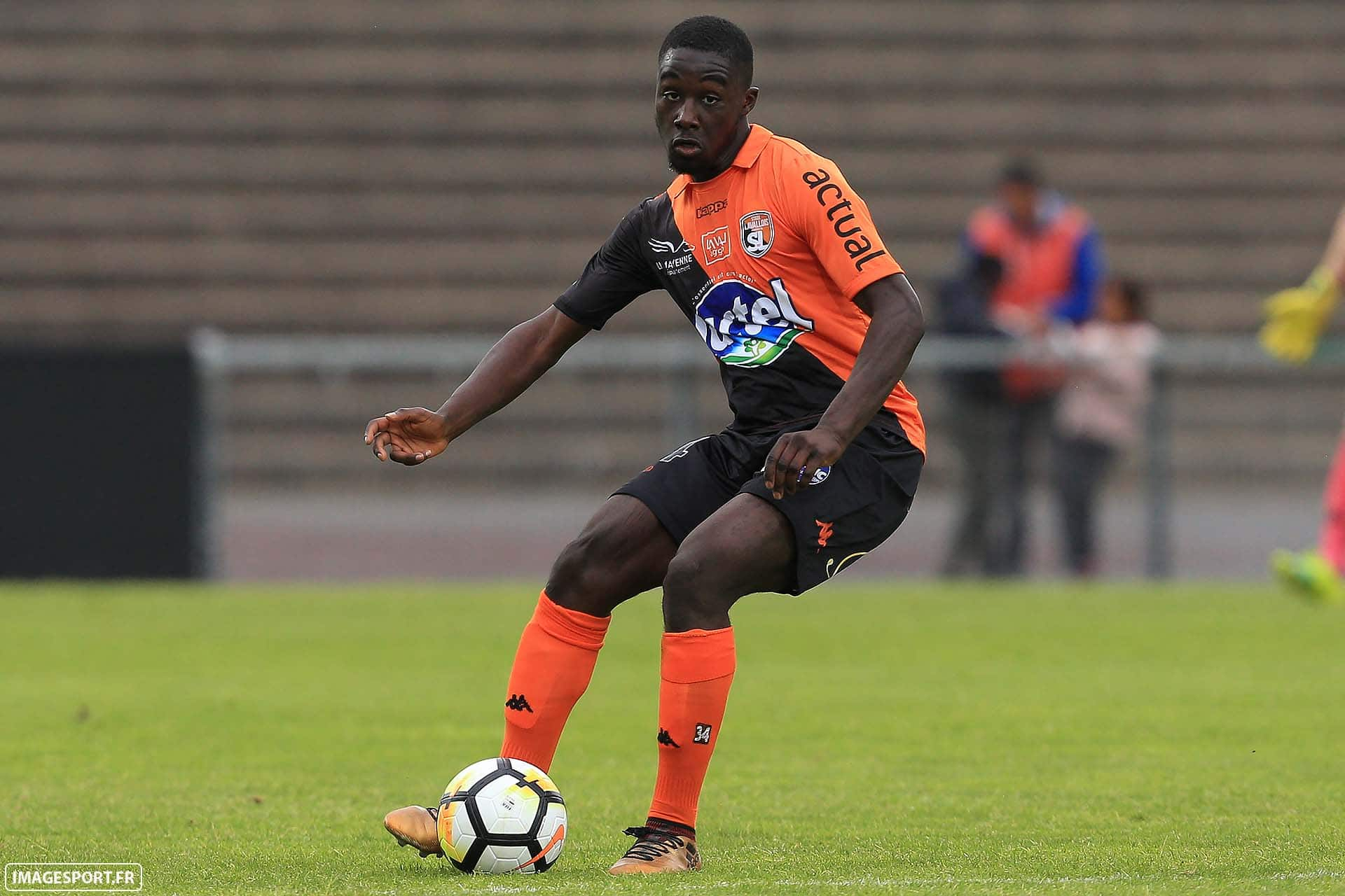 Baba CISSE (Stade Lavallois)