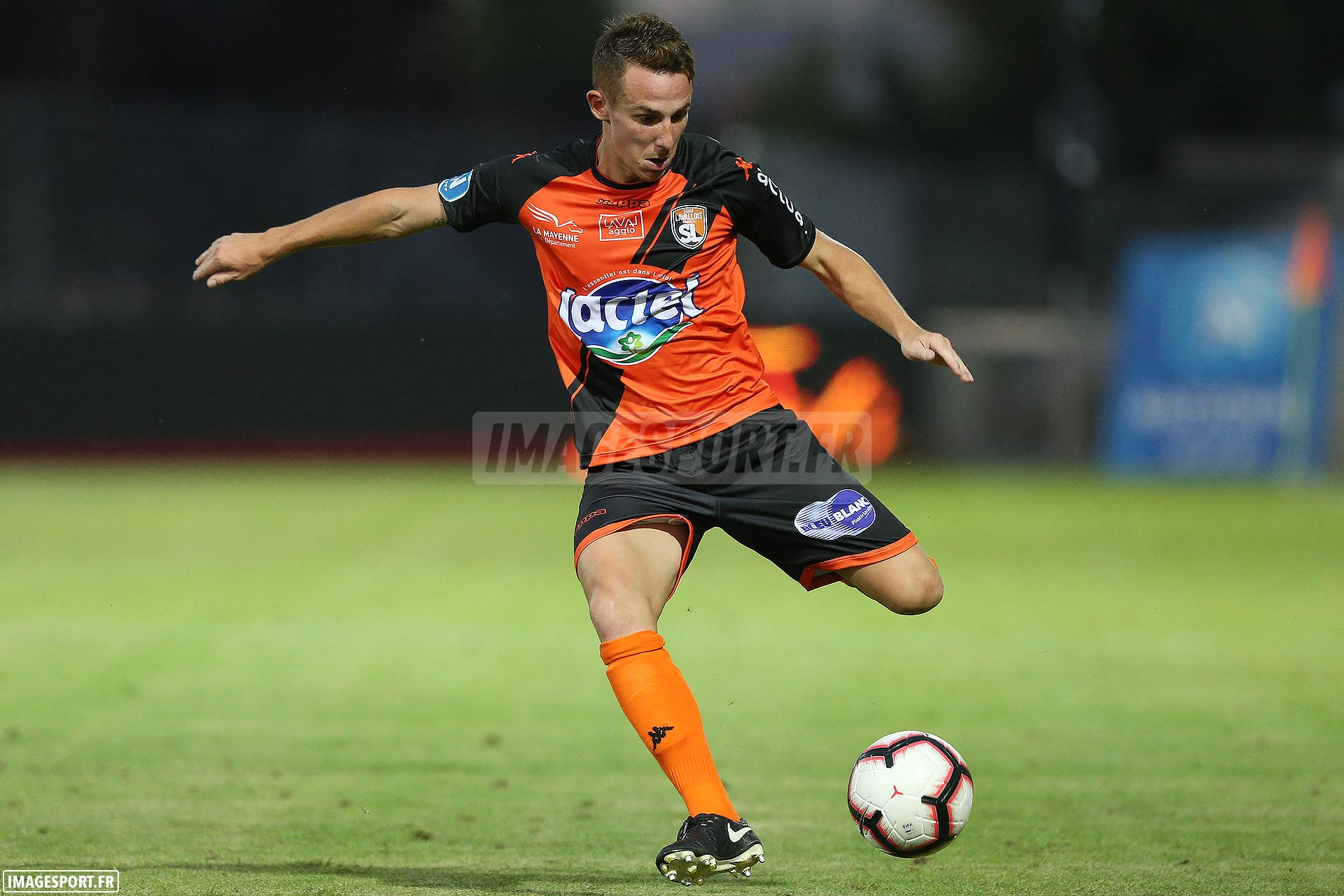 Kevin PERROT (Stade Lavallois)