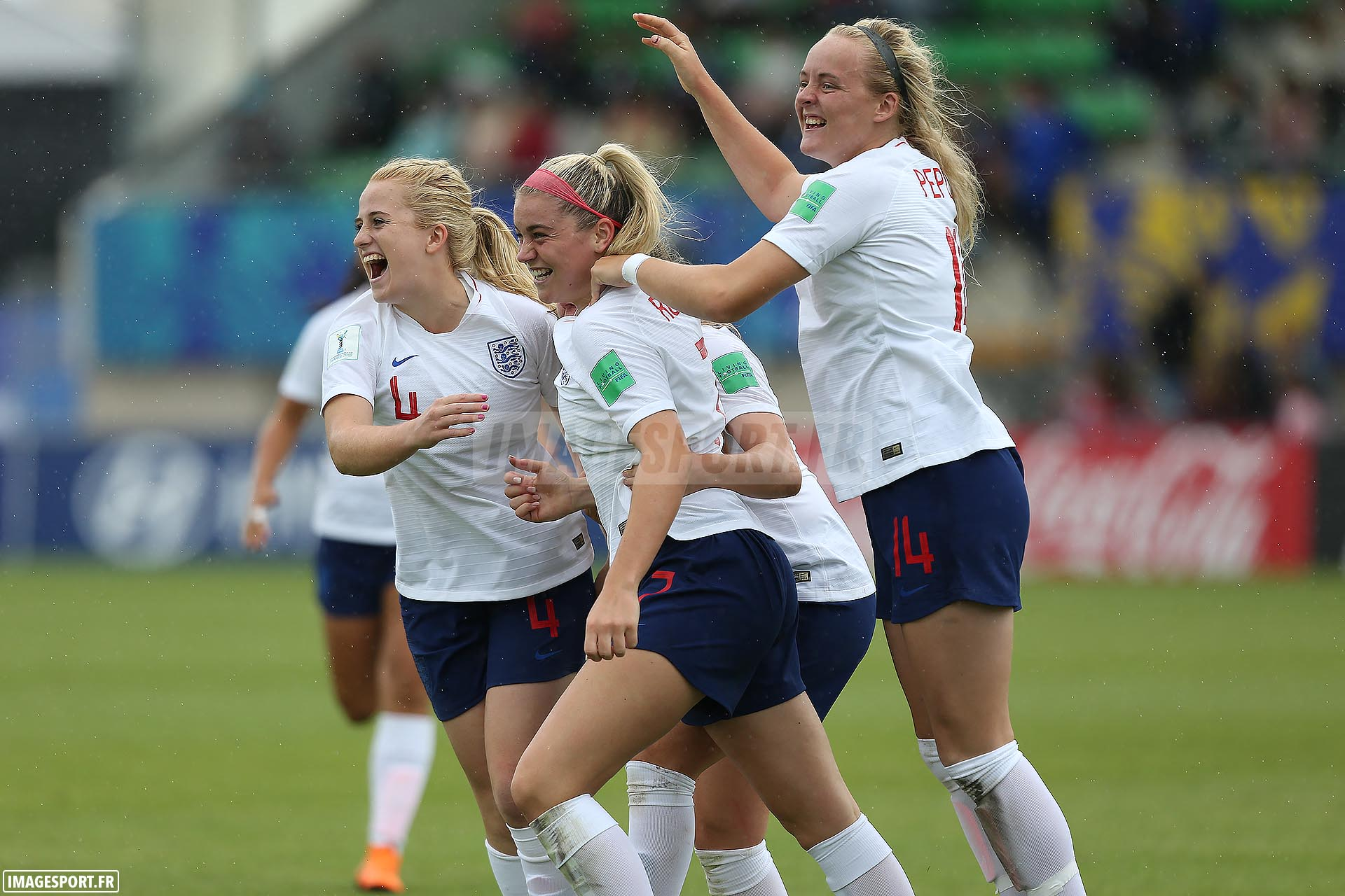 Mollie ROUSE (Angleterre) / Alessia RUSSO (Angleterre) / Chloe PEPLOW (Angleterre)