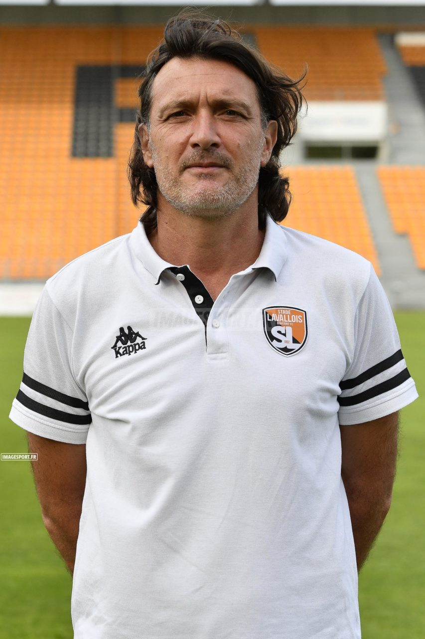 Pascal BRAUD (Stade Lavallois)