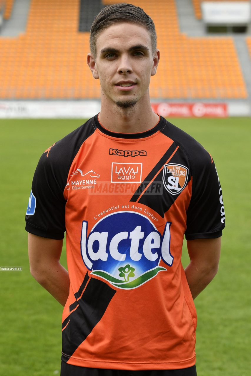Clément COUVRY (Stade Lavallois)