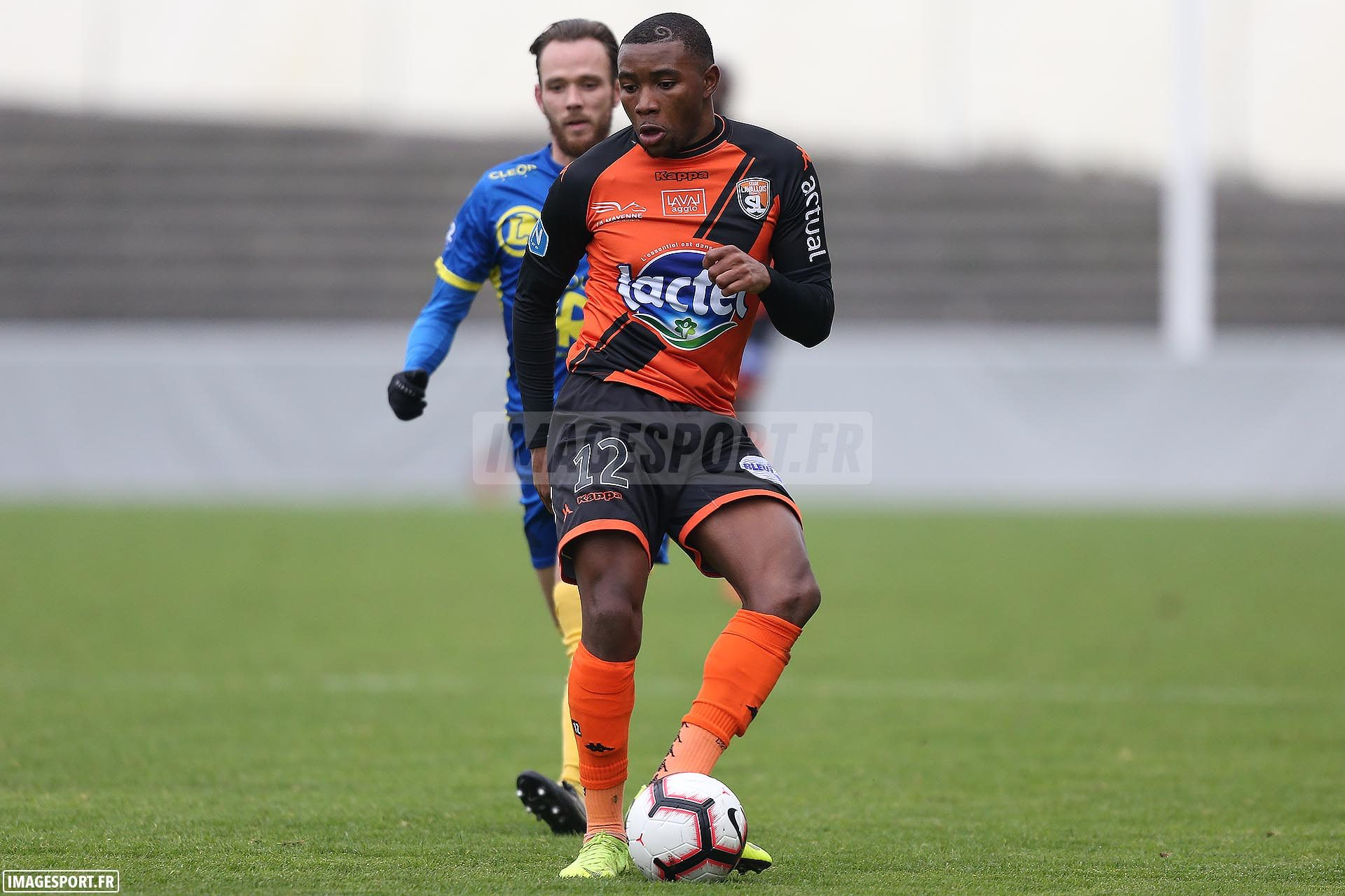 Sharly MABUSSI (Stade Lavallois)