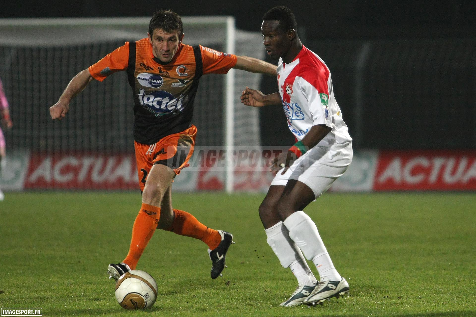 Stade Lavallois-AS Beauvais (1-0)