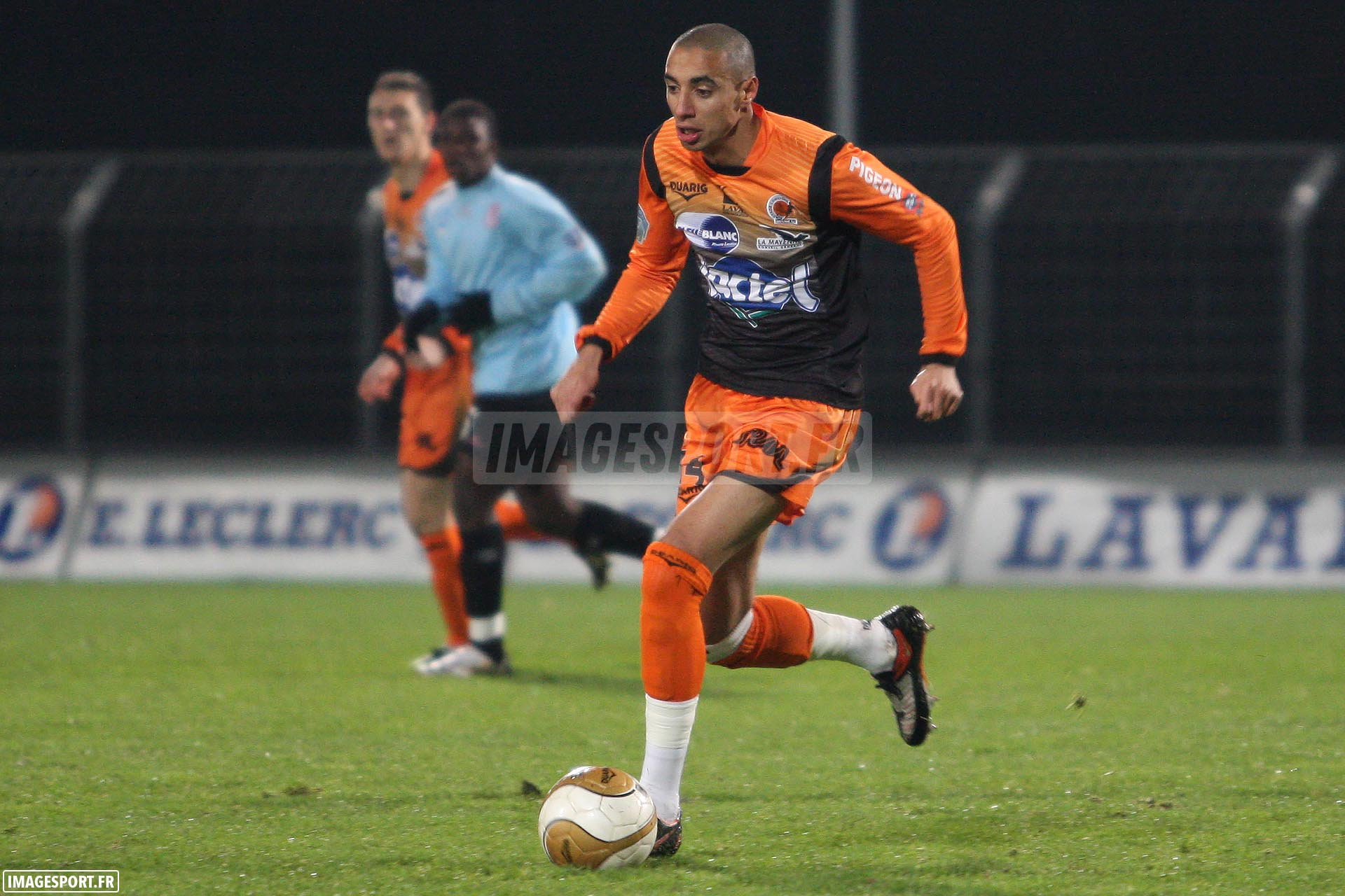 Stade Lavallois-AS Cannes (1-0)