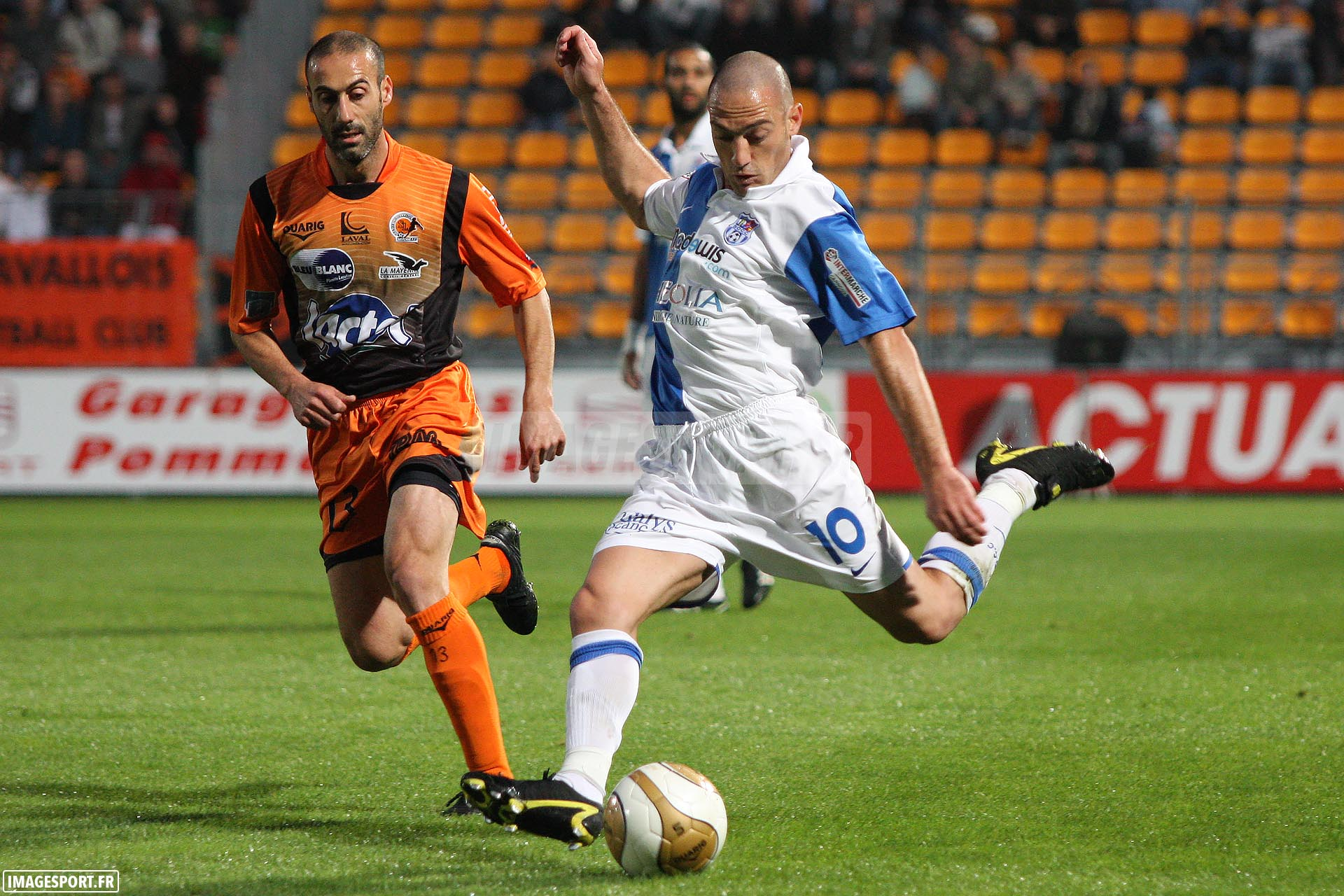 Stade Lavallois- SO Cassis Carnoux (2-2)