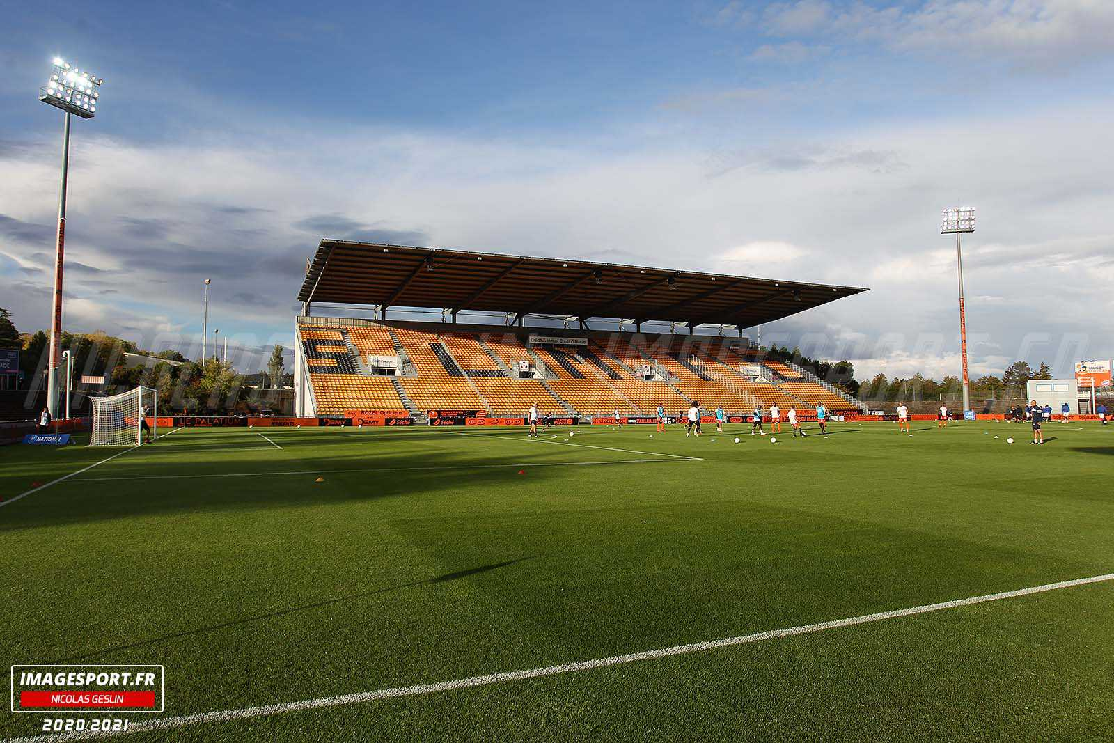 Stade Lavallois-US Avranches MSM (1-3)